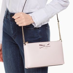 kate spade Bags - ✨SOLD✨ NWT Kate Spade Sawyer leather crossbody